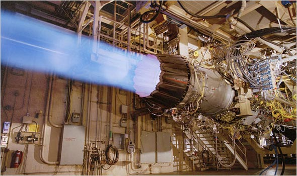 F 135 High Performance Jet Engine For Lightning Ii