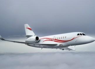 Dassault Falcon 2000LX