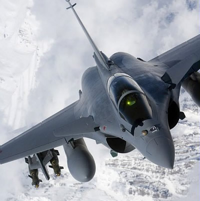 Rafale - India's Choice for the MMRCAPhoto: Dassault Aviation