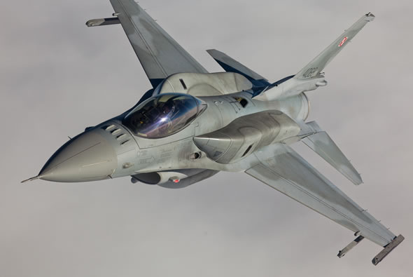 Poland Requests Enhanced Weapons For Its F 16 Falcons