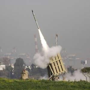 RAFAEL Iron Dome anti-rocket system