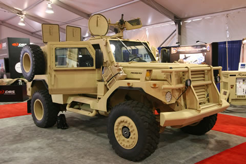 light but protected near term hmmwv replacements defense update. Black Bedroom Furniture Sets. Home Design Ideas
