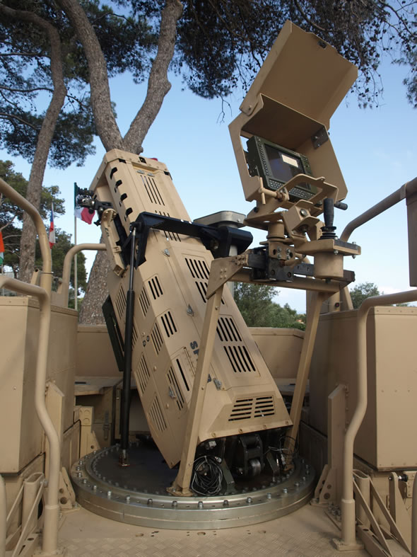 Elbit Systems Introduces The Spear A Mortar For The