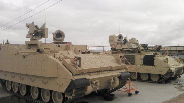 US Army Evaluates the Israeli Namer, Swedish CV9035 AIFVs ...