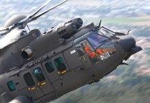 Brazilian Army EC725