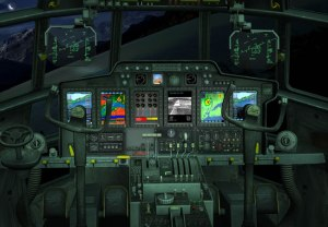 Elbit Systems and Northrop Grumman Collaborate in Developing Terrain Following and Terrain Avoidance (TF/TA) System to Improve Tactical Low-Level Flight Safety for Military Transport Planes. Photo: Elbit Systems