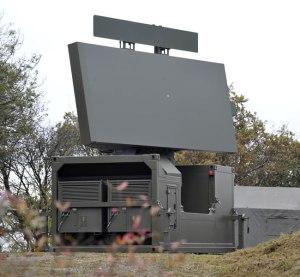 GROUND Master 400 is part of ThalesRaytheonSystems's fully digital 3D air defense radar family.