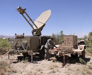 The new Colorless Core upgrade for Warfighter Information Network-Tactical, or WIN-T, Increment 1 not only increases interoperability with WIN-T Increment 2, but it also improves the security and efficiency of the network. Pictured here, a Solider works on WIN-T Increment 1 equipment during the Network Integration Evaluation 11.1 at White Sands Missile Range, N.M., in June 2011. Photo: Claire Heininger, U.S. Army