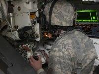 M1A2 gunner