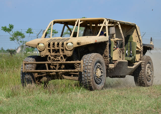 MAV-L Driving Tests