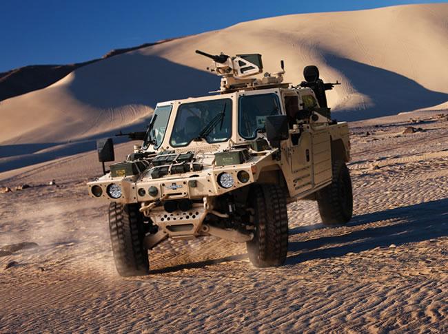 The S-ATV from Oshkosh is one of several vehicles competing for SOCOM's future GMV 1.1 program. Photo: Oshkosh defense