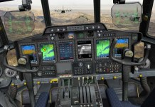 Part of the IAF C-130H upgrade will include the integration of an advanced glass cockpit which has already been implemented in other transport aircraft. Photo: Elbit Systems
