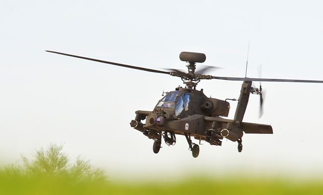 Elbit Systems of America has recently been awarded a contract from Boeing for the design and future upgrade of an enhanced mission computer for the US Army newest combat helicopter - AH-64E.