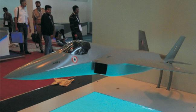 Advanced Medium Combat Aircraft - ACMA, to be designed by the ACA