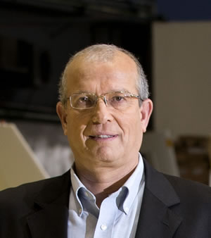 IAI's President and CEO Joseph Weiss