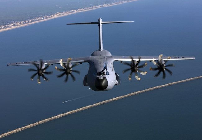 The A400M is designed for the transportation of all types of heavy military or civil loads such as vehicles, containers or pallets, as well as troops. It will enable the air forces to upgrade their airlift capability for both humanitarian and peace-keeping activities as it will have more than twice the payload and volume of the aircraft it will replace.