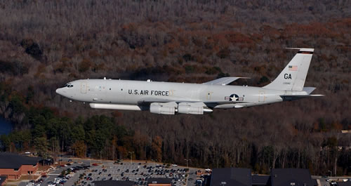US Air Force E-8C Joint STARS. Photo: Northrop Grumman