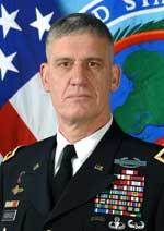 General David M Rodriguez,  Commander, U.S. Africa Command