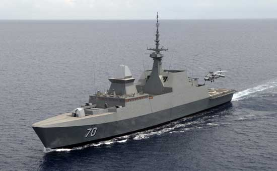 RSS Steadfast is one of four Formidable class missile frigates in service with the Singapore Navy. Two of her sister ships -- RSS Formidable and RSS Tenacious will be open for delegates visits during the IMDEX 2013 exhibition.