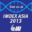 Visit IAI at IMDEX 2013
