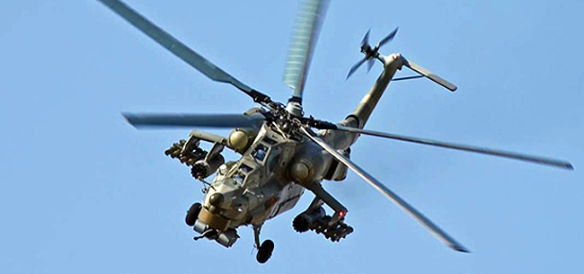 Russia will supply Iraq 10 Mi-28NE attack helicopters as part of a multi-billion dollar arms procurement package. Iraq is expected to receive up to 30 such helicopters. In 2012 Russia sold 16 such helicopters to Kenya for $15 a piece.