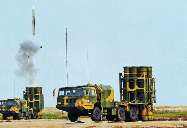 FD2000 is the export version of the HQ-9 (dubbed the Chinese S300). FD2000 provides improved anti-stealth capability by incorporating the Type 120 low altitude search radar, and Type 305A AESA search radar for full anti ballistic missile capability, and YLC-20 passive sensor, improving counter-stealth capability.