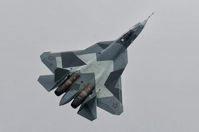 Sukhoi-PAK-FA