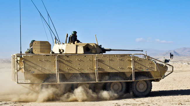 The Rosomak has proved effective in combat operations supporting the Polish contingent in ISAF in Afghanistan.