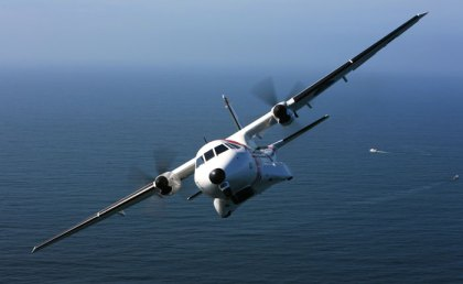 The Philippines are set to acquire two maritime patrol aircraft to bolster maritime surveillance along the spratly archipelao. One of the most likely candidates is the Airbus/IPTN CN235 maritime surveillance variant, produced in Indonesia. Photo: EADS