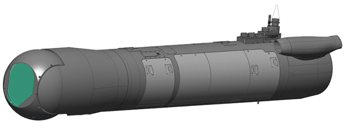 thales-Laser Designation-Pod