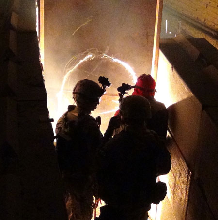 New tools and technologies are needed to enable military forces to better train and operate in subterranean operational environment. Photo: US Army