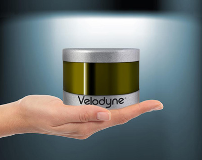 Velodyne is offering its new VLP16 at an affordable cost, making the new sensor applicable to many robotic applications that were previously prohibited from using LIDAR due to their cost.