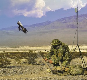 United States Army awards support services contract and option to AeroVironment for Switchblade Tactical Missile System
