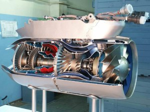 The Saturn TRDD-50 miniature turbofan engine was designed specifically for cruise missiles.