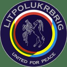 LitPolUkrBrig emblem