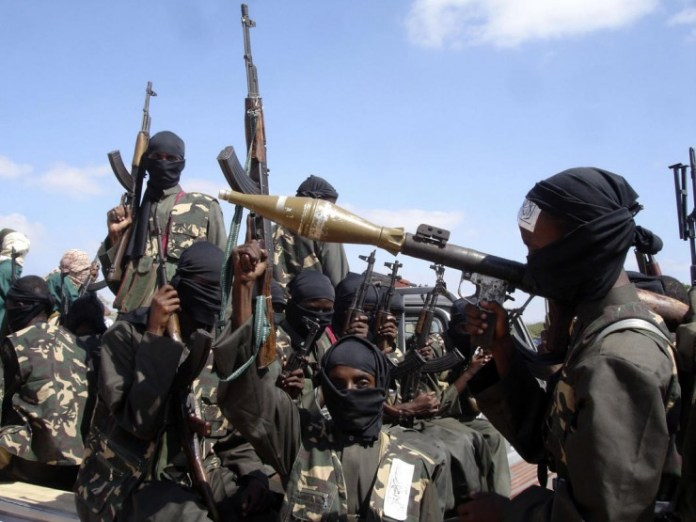Al Shabaab in Somalia