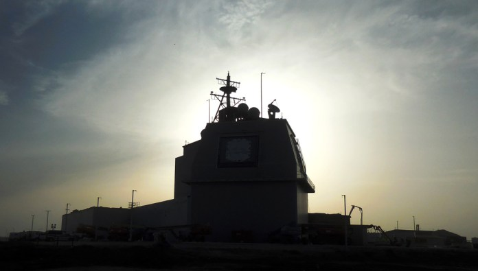 The first land-basded AEGIS missile site will become operational in Romania in 2016. Photo: MDA
