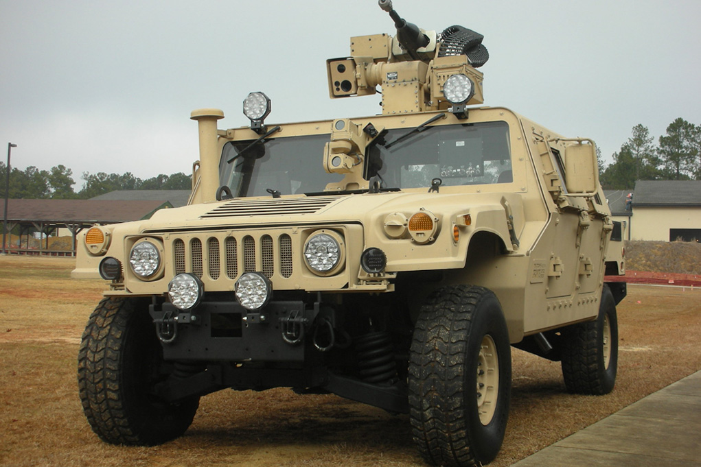 Textron Systems To Supply Sctv Armored Vehicles To Ukraine