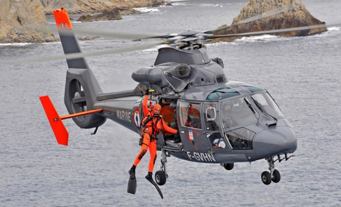 Panther H365MBe Photo: Airbus Helicopters
