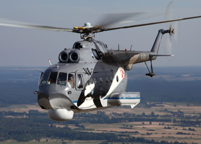 Russian Helicopters is scheduled to resume the production of navalized Mi-14 helicopters, in anticipation for growing demand from the Russian Navy and export customers. This helicopter is in service with the Polish navy.