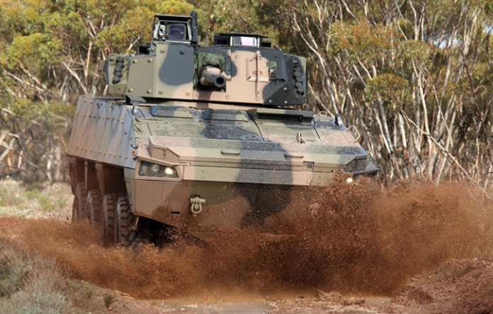 BAE has built  three test vehicles for the Australian Defence Force's test and evaluation program. Photo: BAE Systems