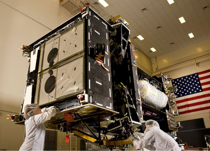 The prime contractor for SBIRS is Lockheed Martin. Northrop Grumman is the payload contractor. Photo: Lockheed Martin