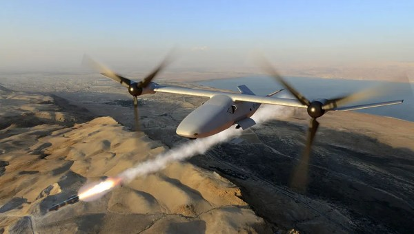 Teal Predicts $100 Billion Military Spending on Drones ...