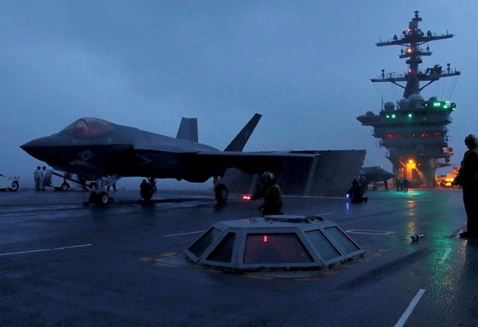 F-35 Program Met 2017 Goal with 66 Aircraft Delivered