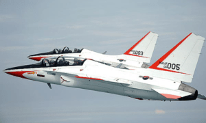 South Korea's deal to sell a variant of the T-50 trainer to Iraq is the country's biggest weapons sale (Lockheed Martin).
