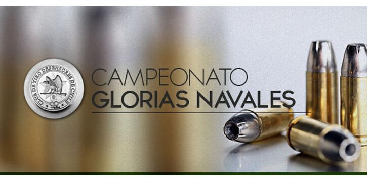 """Campeonato de Tiro """"Glorias Navales 2016"""""""
