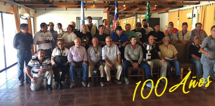 Conmemoración 100 Años del Club