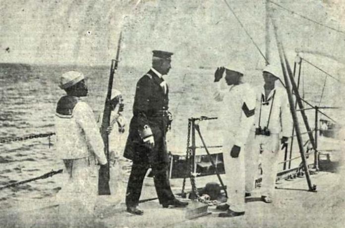 imagem 4 - Em 1910, marinheiros se revoltaram contra chibata e racismo no Brasil pós-abolição