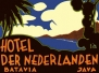 Exotic travel posters