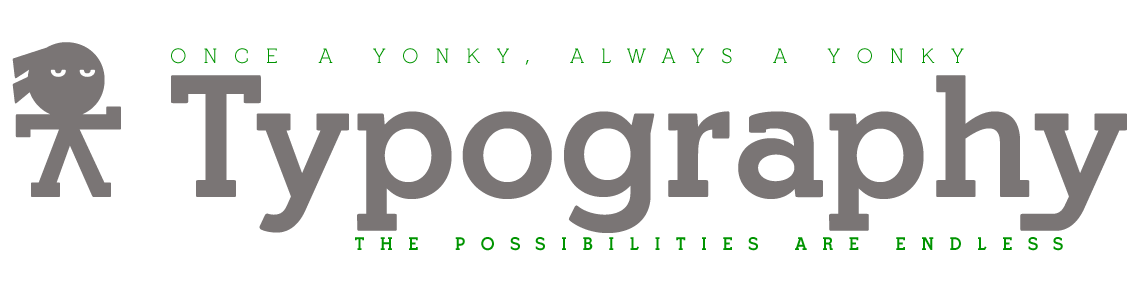Yonky Slab Serif Typeface Family
